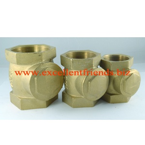 BRASS SWING CHECK VALVE