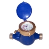 Excel  Brass Water Meters sizes 1/2