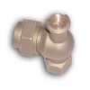 Brass Ball Valve With Lockwing
