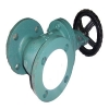 CI Gate Valve FxF With Handwheel