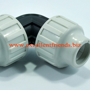 Plastic Equal Elbow PN16 CT